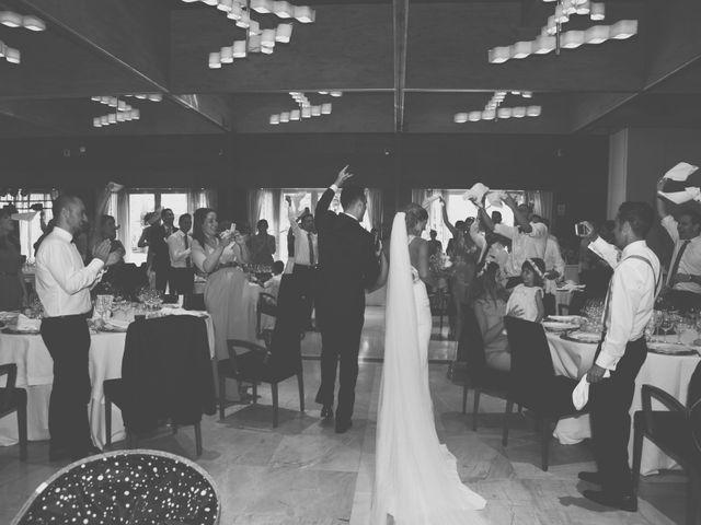 La boda de David y Carla en La Manjoya, Asturias 72