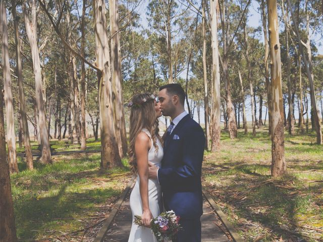 La boda de Carla y David
