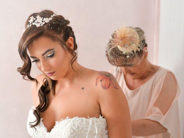 La boda de Byron y Arancha en Alcover, Tarragona 1
