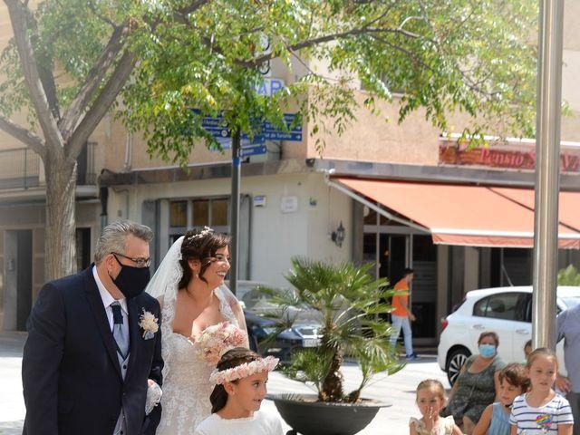 La boda de Byron y Arancha en Alcover, Tarragona 10