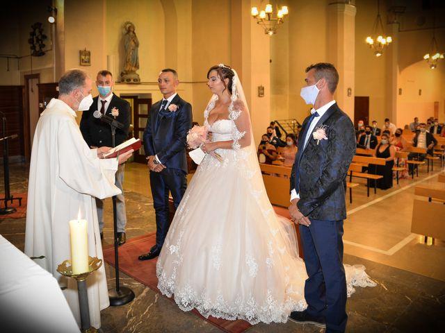 La boda de Byron y Arancha en Alcover, Tarragona 13