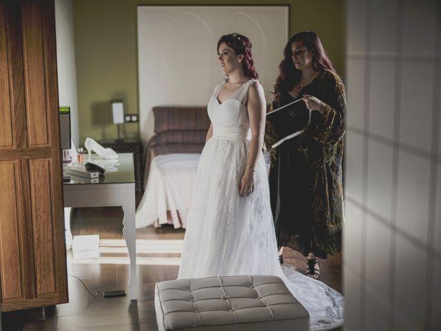 La boda de Rafa y Elena en Granada, Granada 17