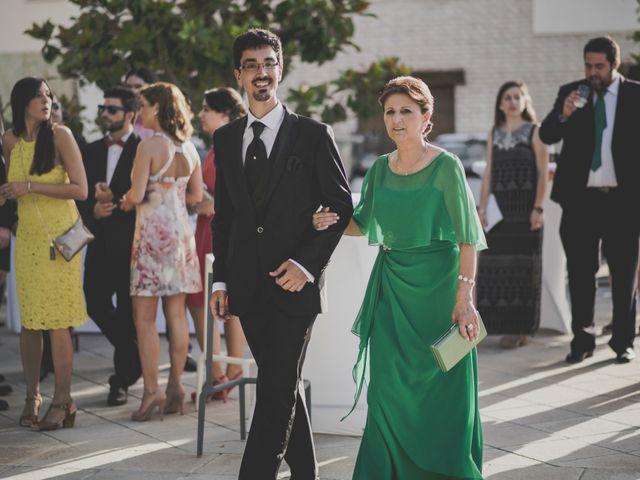 La boda de Rafa y Elena en Granada, Granada 27