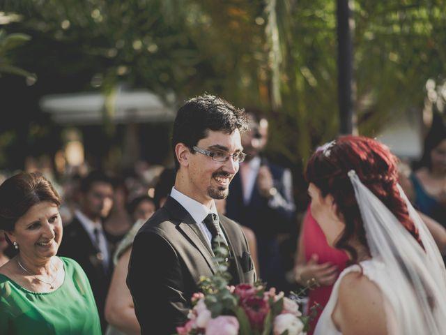 La boda de Rafa y Elena en Granada, Granada 30