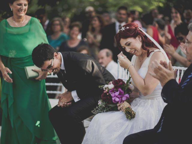 La boda de Rafa y Elena en Granada, Granada 33
