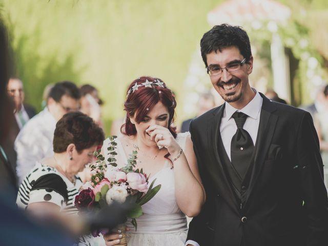La boda de Rafa y Elena en Granada, Granada 41