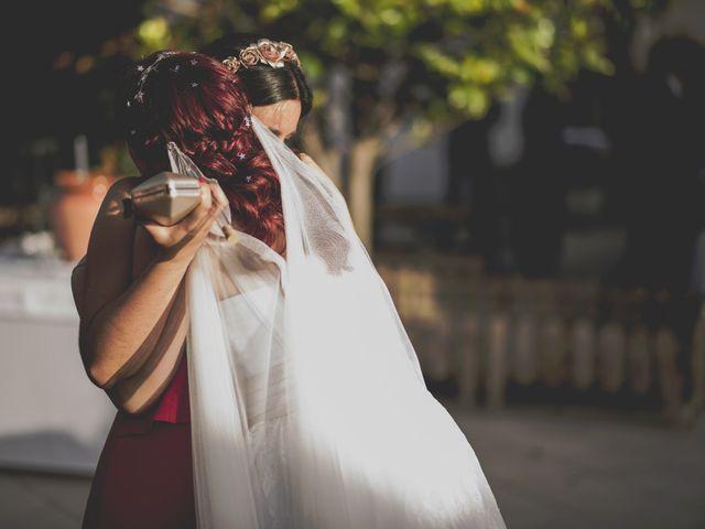 La boda de Rafa y Elena en Granada, Granada 43
