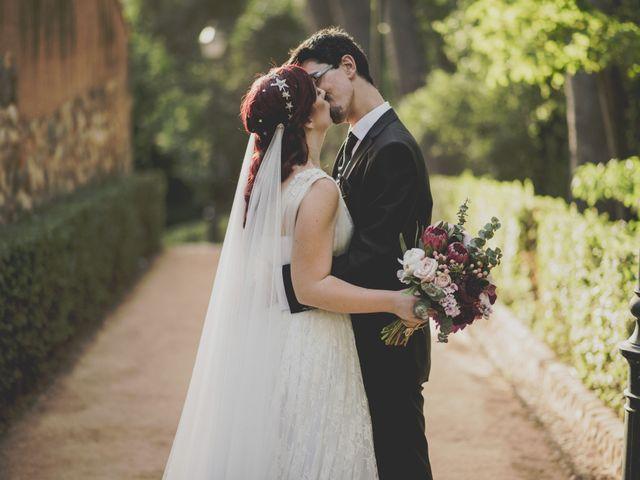 La boda de Rafa y Elena en Granada, Granada 46