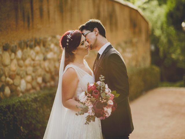 La boda de Elena y Rafa