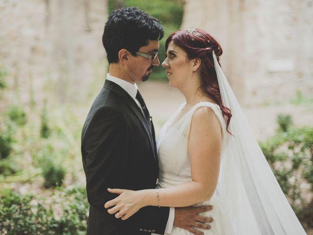 La boda de Rafa y Elena en Granada, Granada 52