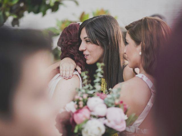 La boda de Rafa y Elena en Granada, Granada 58