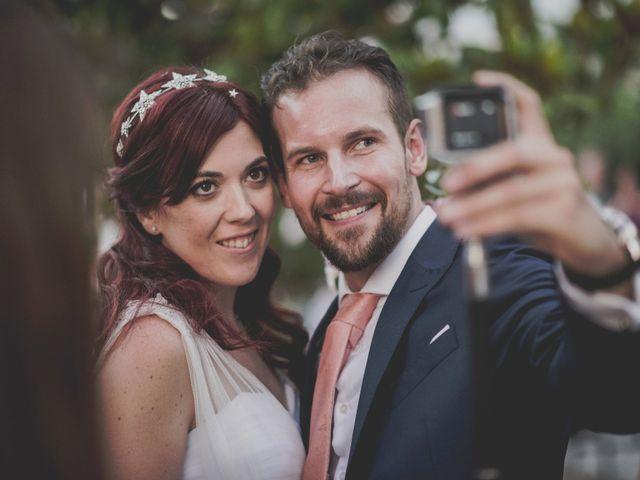 La boda de Rafa y Elena en Granada, Granada 60