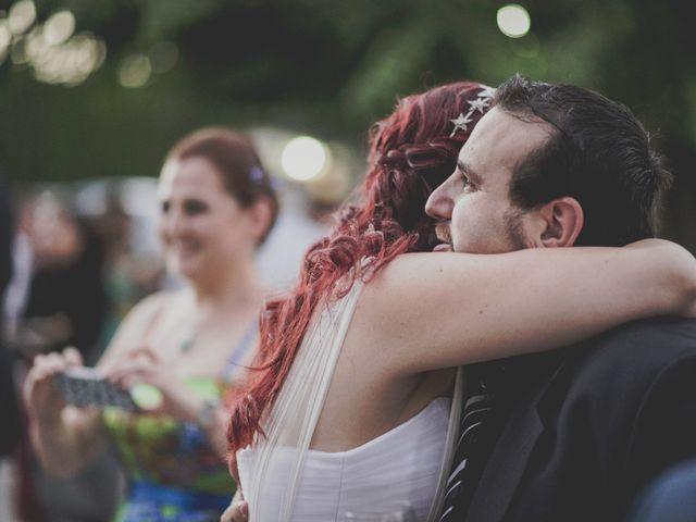 La boda de Rafa y Elena en Granada, Granada 63