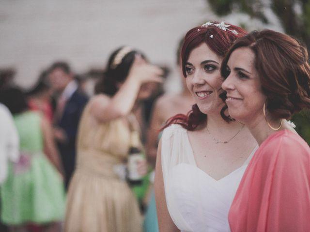 La boda de Rafa y Elena en Granada, Granada 65