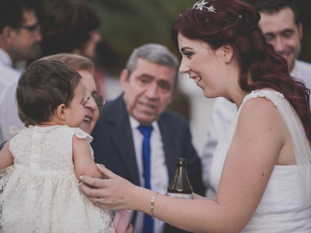 La boda de Rafa y Elena en Granada, Granada 66