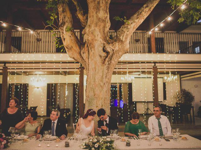 La boda de Rafa y Elena en Granada, Granada 69