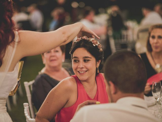 La boda de Rafa y Elena en Granada, Granada 75