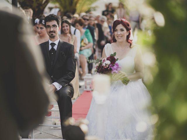 La boda de Rafa y Elena en Granada, Granada 32