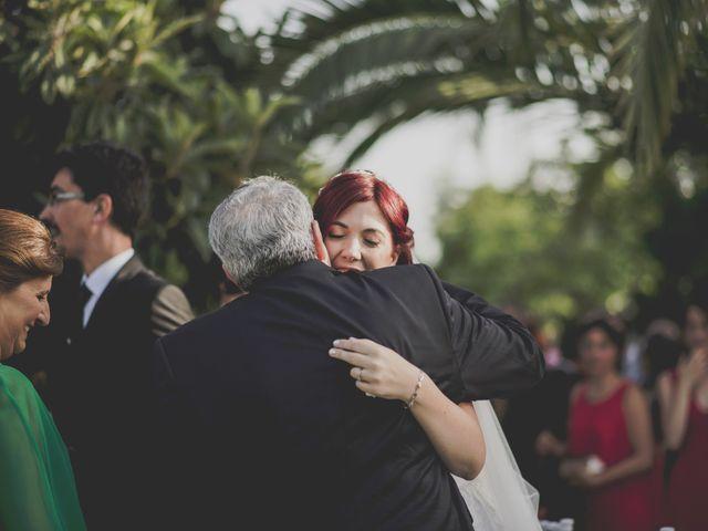 La boda de Rafa y Elena en Granada, Granada 35