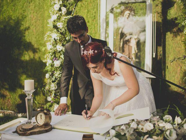 La boda de Rafa y Elena en Granada, Granada 39