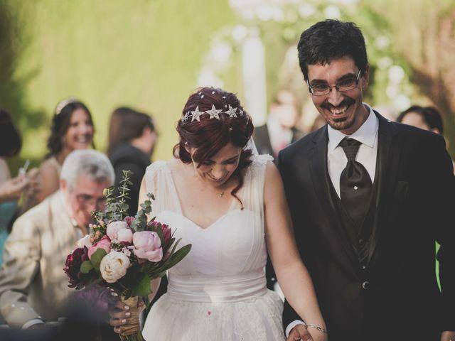 La boda de Rafa y Elena en Granada, Granada 40