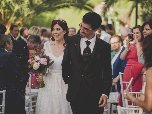 La boda de Rafa y Elena en Granada, Granada 42