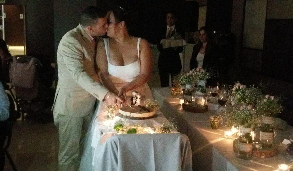 La boda de Alejandro  y Vanessa  en Barcelona, Barcelona