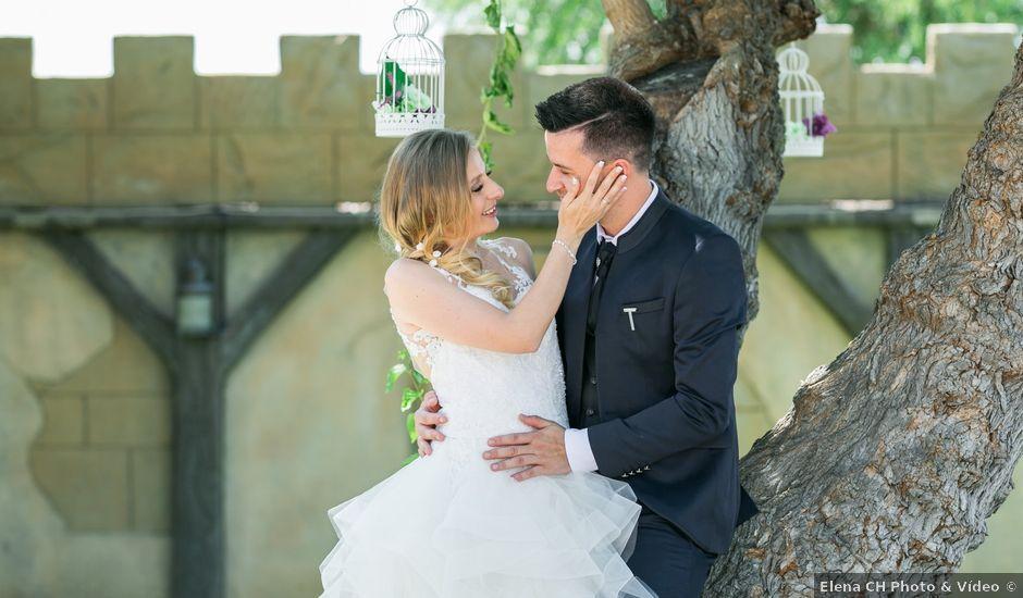La boda de Luis y Neila en Talamanca Del Jarama, Madrid