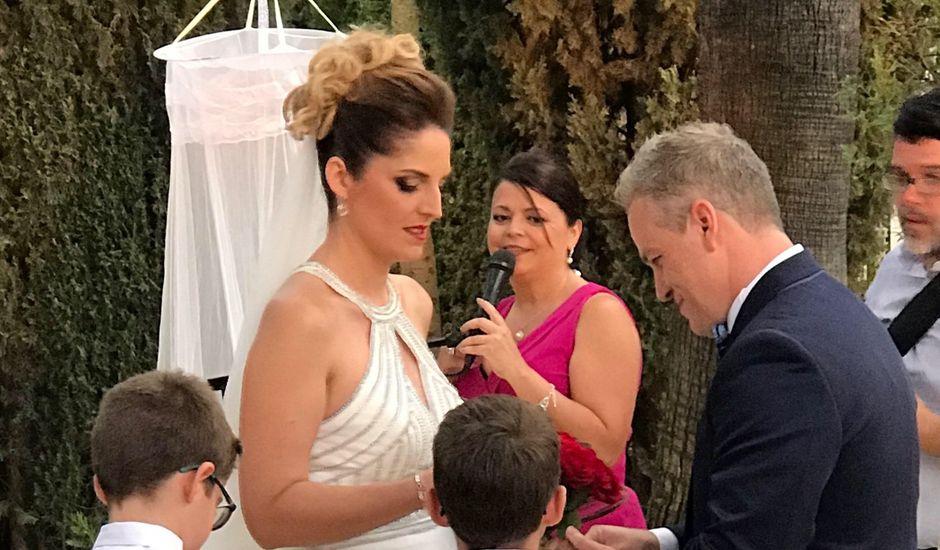 La boda de Cristobal  y Inma  en Benacazon, Sevilla