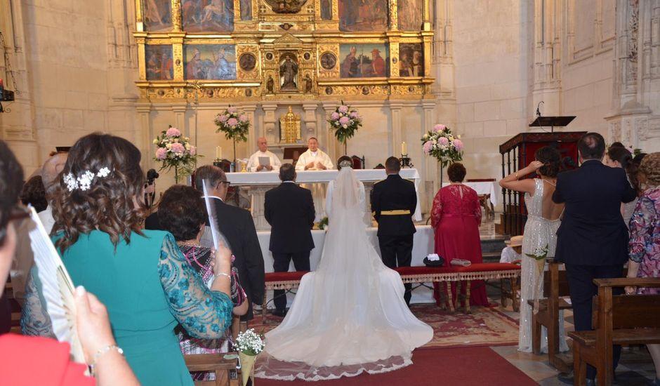 La boda de Fran y Silvia en Toledo, Toledo