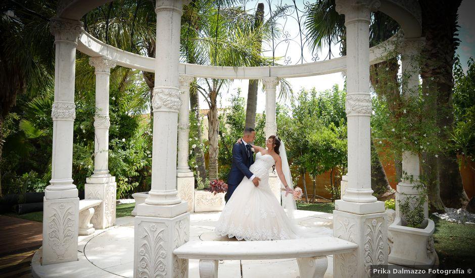 La boda de Byron y Arancha en Alcover, Tarragona
