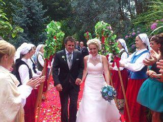La boda de Iván y Edurne 1