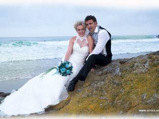 La boda de Iván y Edurne