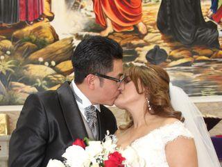 La boda de Paul y Rosa 1