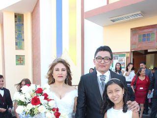 La boda de Paul y Rosa 2