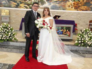 La boda de Paul y Rosa