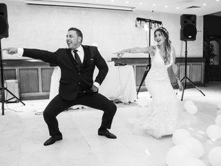La boda de Lydia y Pablo