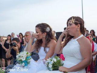 La boda de Elena y María Ángeles