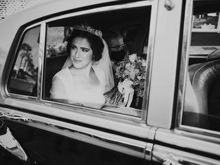 La boda de Lourdes y Manu 1
