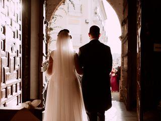 La boda de Lourdes y Manu 2