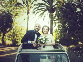 La boda de Teresa y Antoine 3