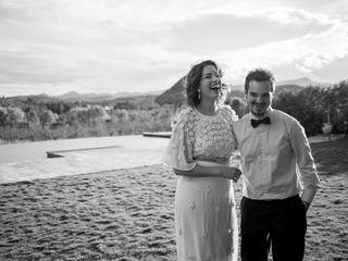 La boda de Marta y Josevi 1