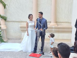 La boda de Estela  y Raul