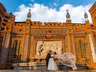 La boda de Elodi y Carlos