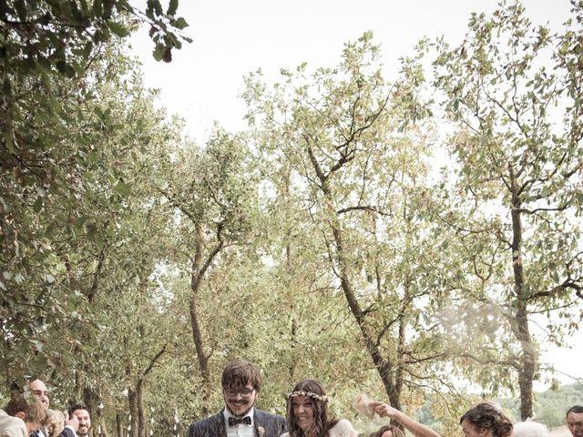 La boda de Víctor y Alba en Perafita, Barcelona 25
