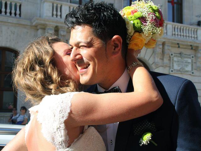 La boda de Ricardo y Corina en Burgos, Burgos 10