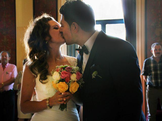 La boda de Ricardo y Corina en Burgos, Burgos 14