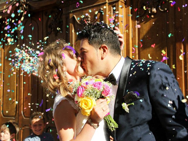 La boda de Ricardo y Corina en Burgos, Burgos 19