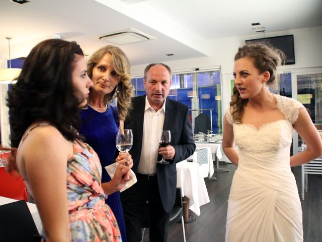 La boda de Ricardo y Corina en Burgos, Burgos 34