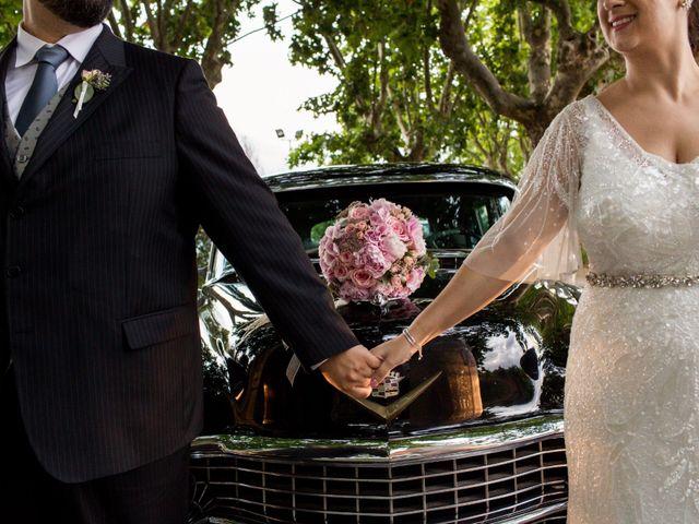 La boda de Jordi y Rosa en Sitges, Barcelona 23